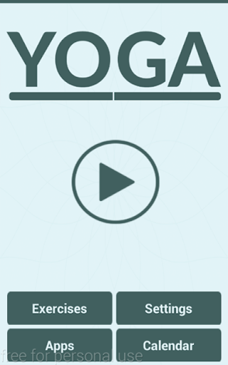 Yoga & Fitness Fitness app screenshot 1 for Android