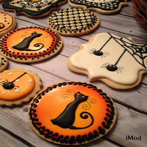 Halloween Recipes 遊戲 App LOGO-硬是要APP