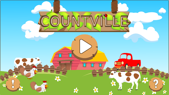 Countville-farming game for kids with counting - náhled