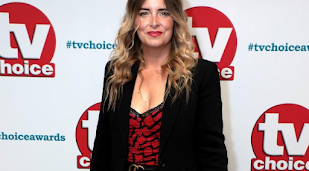 Emma Atkins is proud Charity Dingle is inspiring people to come out