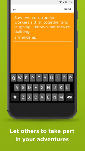 Jodel - Hyperlocal Community 5.98.2 screenshots 4