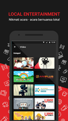 UseeTV GO - Watch TV & Movie Streaming 6.1.1 Screenshots 8