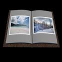 Photo Book 3D Live Wallpaper icon