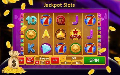 Free Offline Jackpot Casino 1.0 screenshots 3
