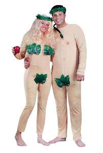 Dräkter, Eva och Adam