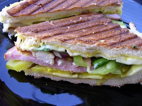 Newfangled Cuban Sandwich Recipe