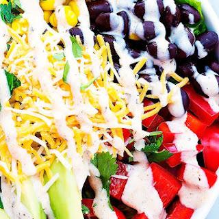 Southwest Chicken Salad Recipe