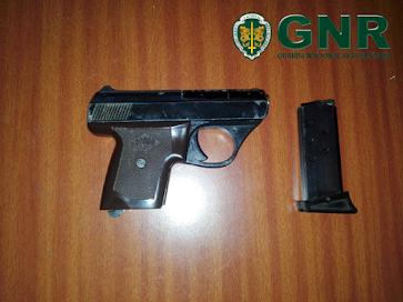 Lamego – Detido por posse de arma ilegal