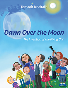 Dawn Over the Moon cover