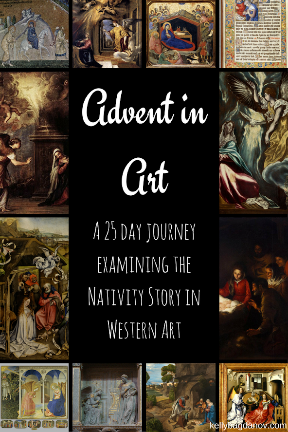 Series of articles exploring the nativity in Western art.