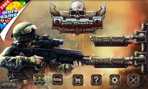 Death Shooting-Hunt leader HD