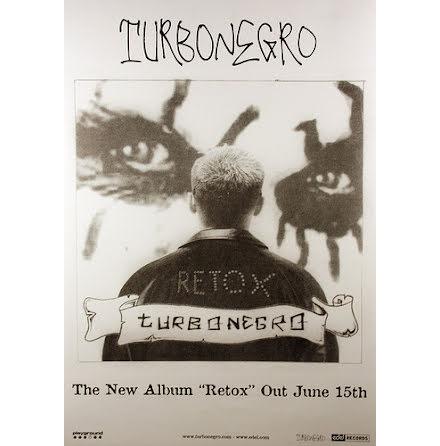 Turbonegro - Poster