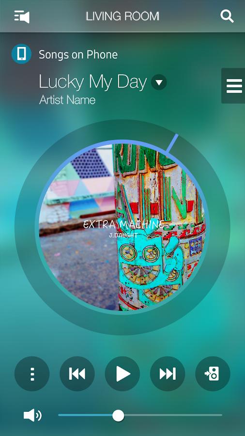Wireless Audio - Multiroom- screenshot