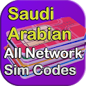 Saudi Arabia Sim Codes (All In One) icon