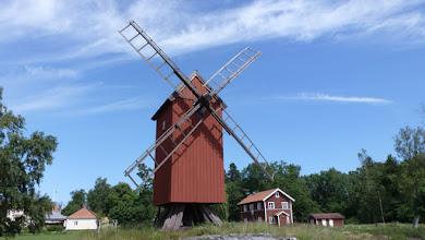 Photo: Lidö kvarn