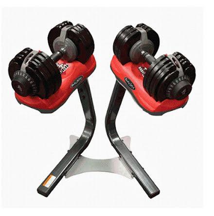 Power Flex justerbara hantlar 2,5-24 kg *SLUT i lager / Åter 5-9/4