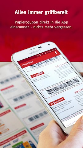 android Rossmann - Coupons & Angebote Screenshot 2