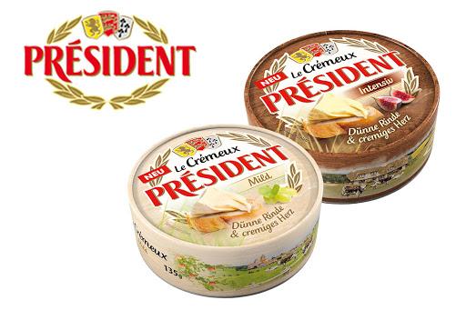 Bild für Cashback-Angebot: Président Le Crémeux - President