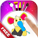 Coloring Book for Kids – Drawing Book icon