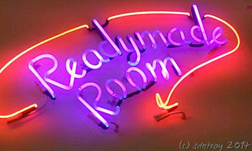 Photo: Grateful for neon signs in frame shops.