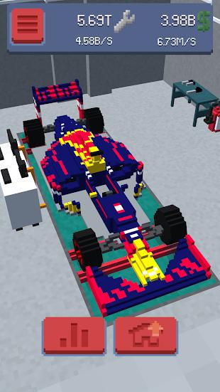 Formula Clicker - Idle Manager- screenshot thumbnail