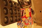 Photo: Una vez en casa, alistamos nuestras compras para alistarnos a cocinar.