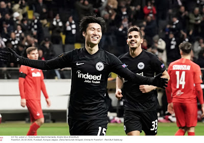 Daichi Kamada et Ianis Hagi dans l'équipe de la semaine de l'Europa League