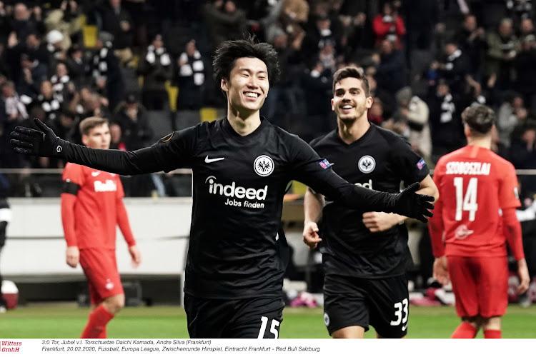 Daichi Kamada prolonge l'aventure en Bundesliga