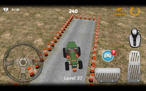 拖拉機汽車模擬器