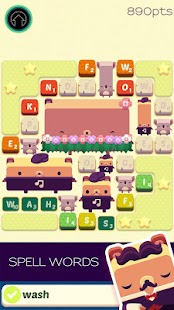 Alphabear- screenshot thumbnail