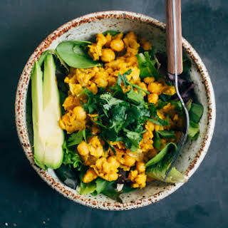 Chickpea Breakfast Recipes.