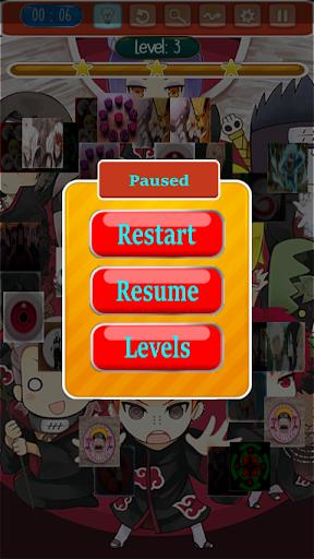 Mahjong Naruto