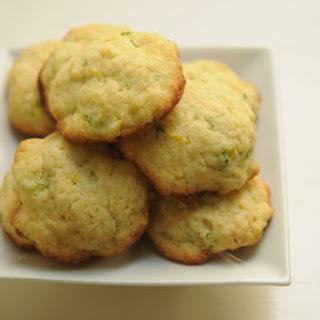 Zucchini-Lemon Cookies Recipe