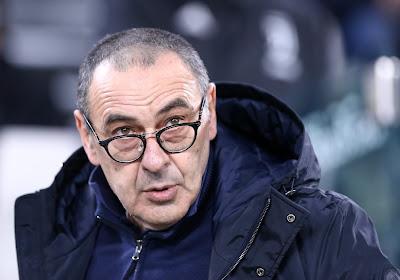 Quand le coach de la Juventus Maurizio Sarri se fait recadrer par...La Poste !