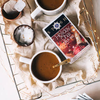 Golden Chai Hot Chocolate.