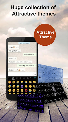 Emoji Keyboard Screenshot
