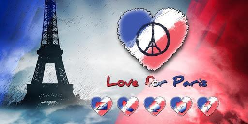 Love in Paris Theme