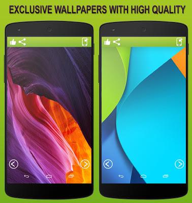 Free Wallpapers HD 2016 - screenshot