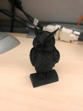 Photo: That is a fine-ass owl.