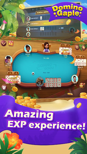 Domino Gaple Online(koin gratis) 2.3.5 Screenshots 2