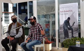 Juanma Gil presenta 'Trigo Limpio' en Garrucha