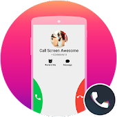 Call Screen Theme Awesome