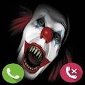 Fake Call Killer Clown - Prank icon