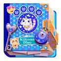 Kittycorn Diary (with password) icon