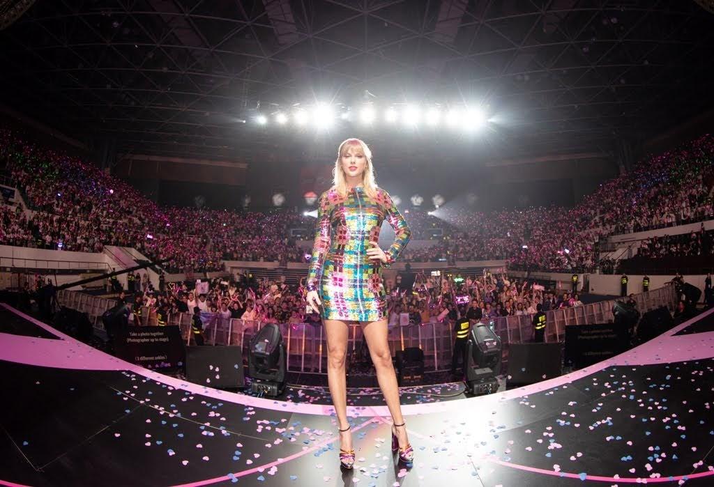 [迷迷音樂] 流行天后 泰勒絲 Taylor Swift 全美音樂獎演出遭前東家阻撓 發表公開聲明嚴肅痛斥:正視創作者權益