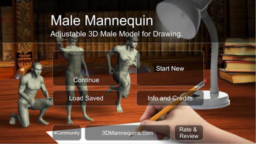 Male Mannequin 1.0 screenshots 9