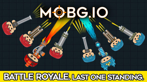 Mobg.io Survive Battle Royale 1.6 {cheat|hack|gameplay|apk mod|resources generator} 1