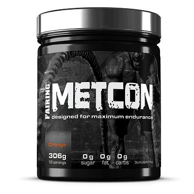 Fairing Metcon 300g - Orange