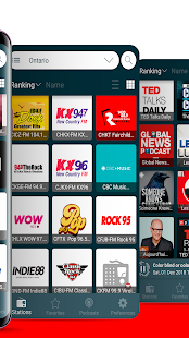 Radio Canada - Internet Radio App