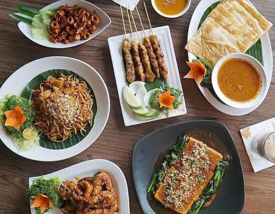 Penang Bistro  foods